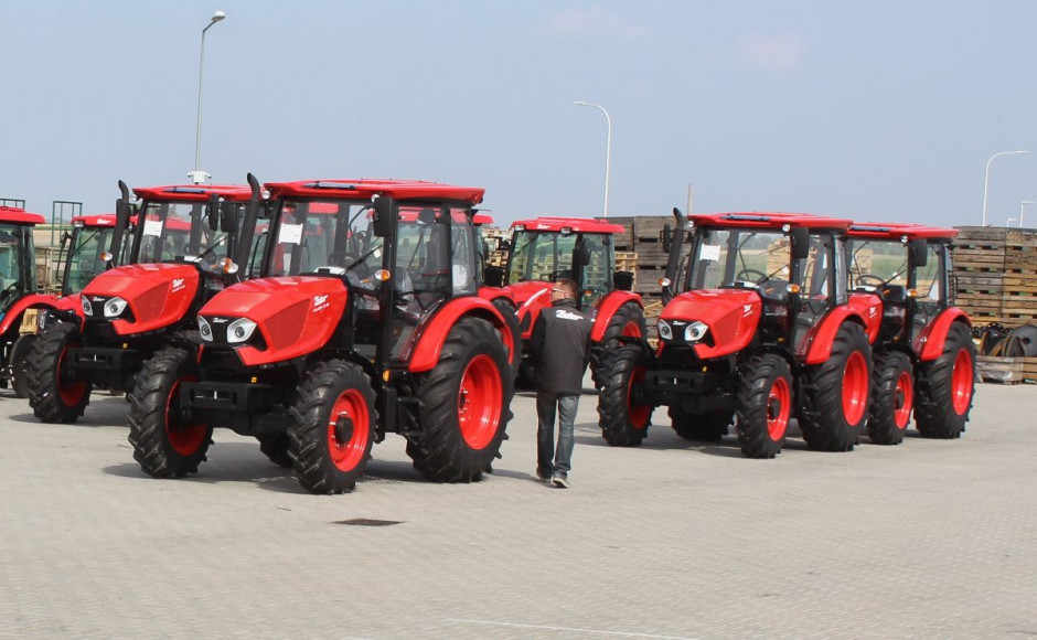 Best-selling tractors in Q1 2021