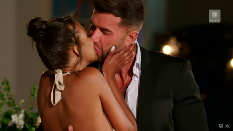 Waleria and Piotr revealed that they are in love with each other.  / Polsat / Polsat