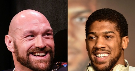 Box.  Eddie Hearn announced that Tyson Fury and Anthony Joshua have agreed to fight
