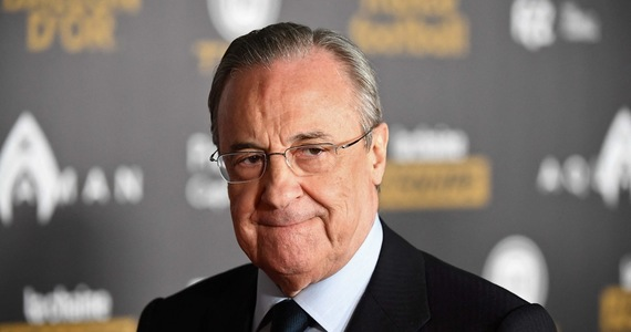 Premier League.  Florentino Perez: We cannot be indifferent