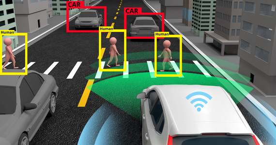 Self-driving cars have trouble recognizing darker skin tones and people with disabilities