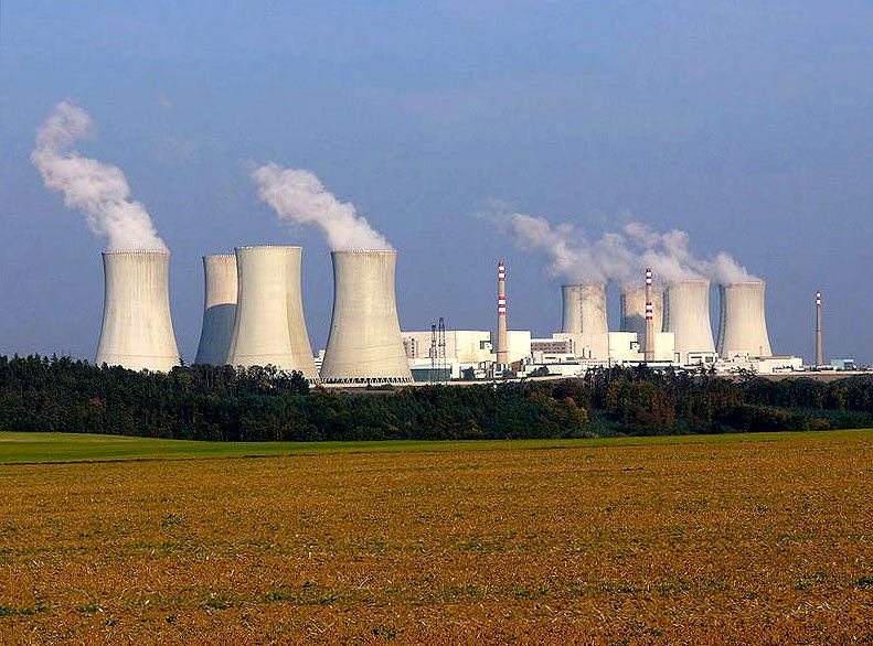 After expelling 18 diplomats, the Czech Republic plans to exclude Russia's Rosatom from the bid.  It is located around a nuclear power plant