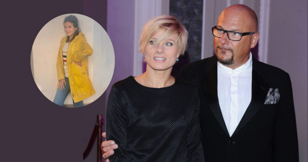 Anna Zugovska and Piotr Josovsky defended their daughter.  There were unpleasant accusations