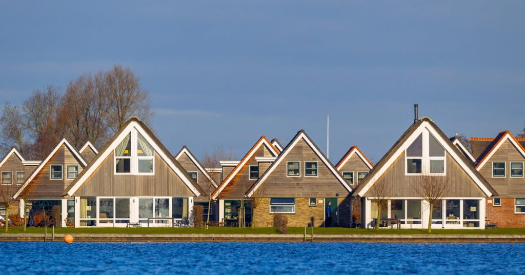 Corona virus.  Netherlands: Record accommodation prices for the weekend of May
