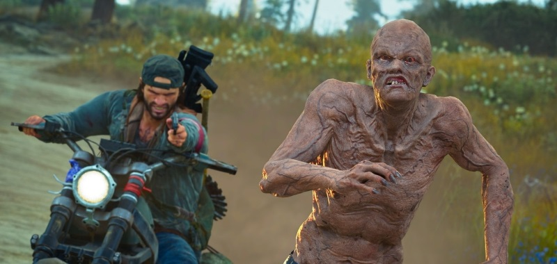 Days Gone from PC in the trailer!  Sony displays the improvements and confirms the release date and price