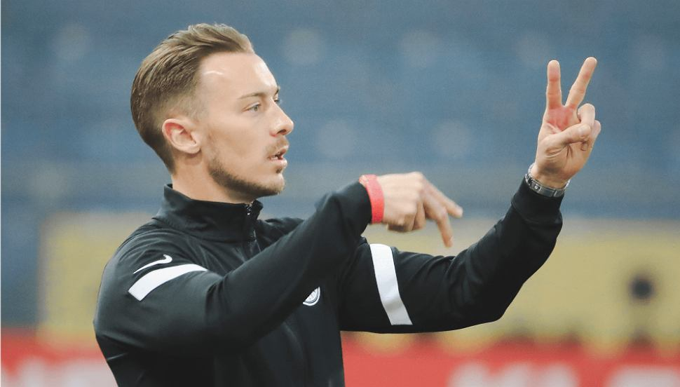 Hansi Flick started a domino effect.  Polish actor with a new football coach
