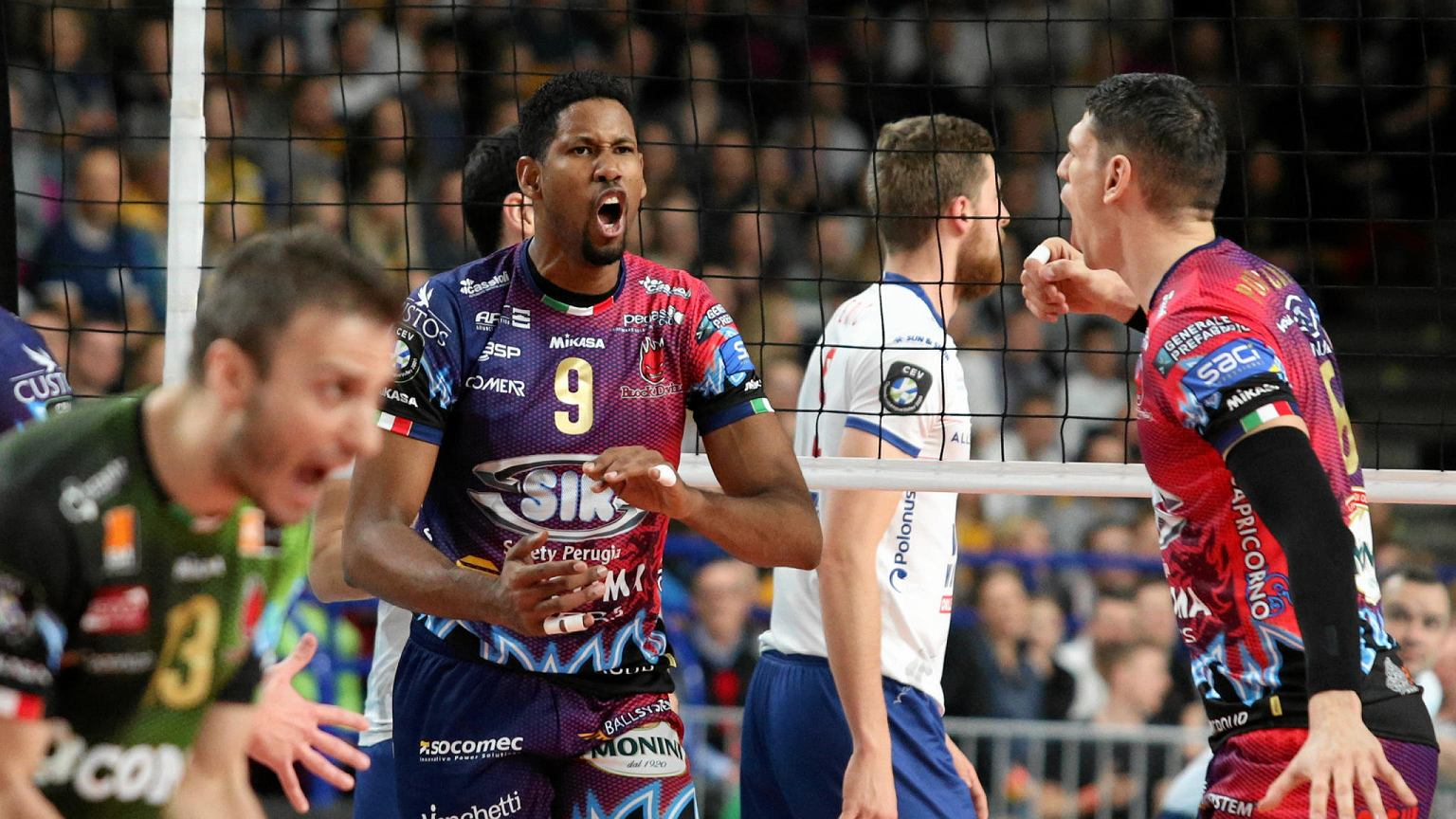 A surprise in the third-place decisive match in PlusLiga!  Verva will play in the Champions League