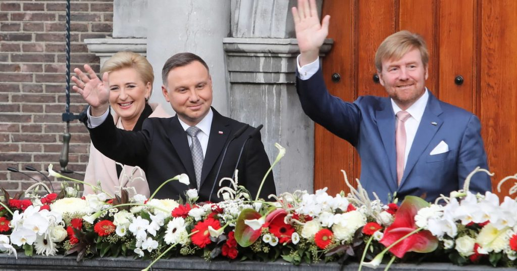 Netherlands.  King's Day and King Willem Alexander's birthday.  Why is it losing popularity?