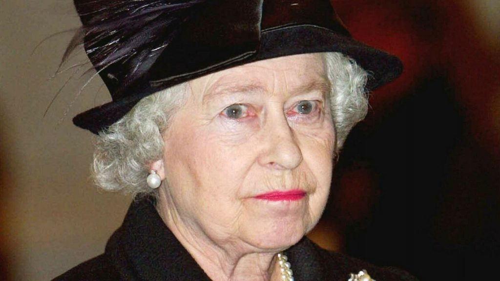Queen Elizabeth II is back at work four days after Prince Philip's death.  He attended a ceremony at the castle