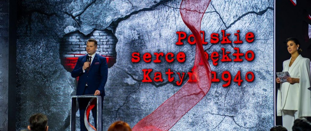 """Results of the second edition of """"A Polish Heart Broken. Katyn 1940"""" - Congratulations!  The Ministry of Education and Science"""