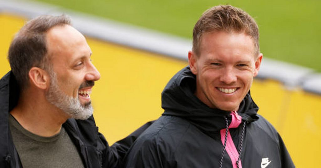 The Bundesliga, Bayern and Lewandowski won't be the first poles in Nagelsmann's side.  Two memories of Hoffenheim