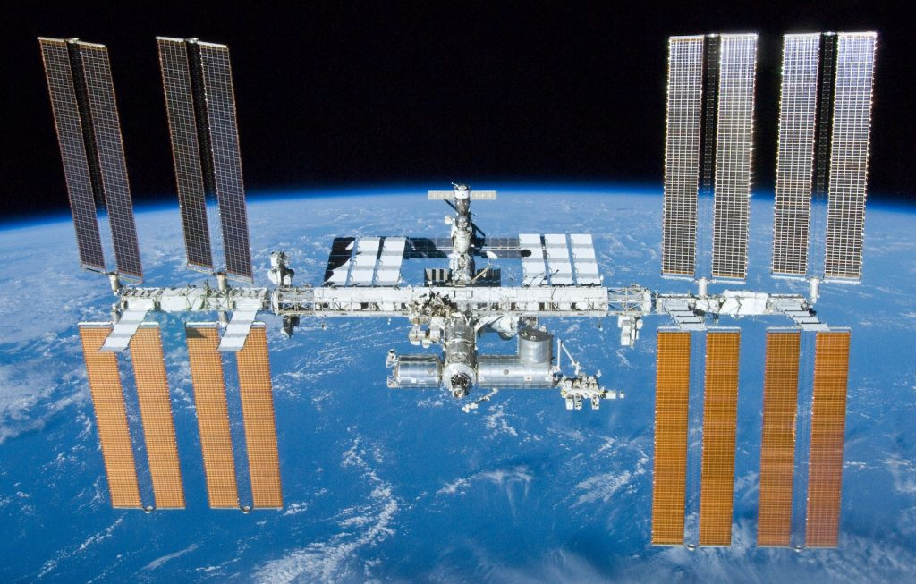 The Crew-2 has no place to sleep.  The International Space Station is overcrowded