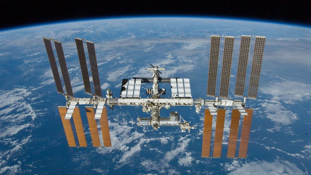 """The Russians plan to build their own space station in orbit.  """"If President Putin agrees"""""""