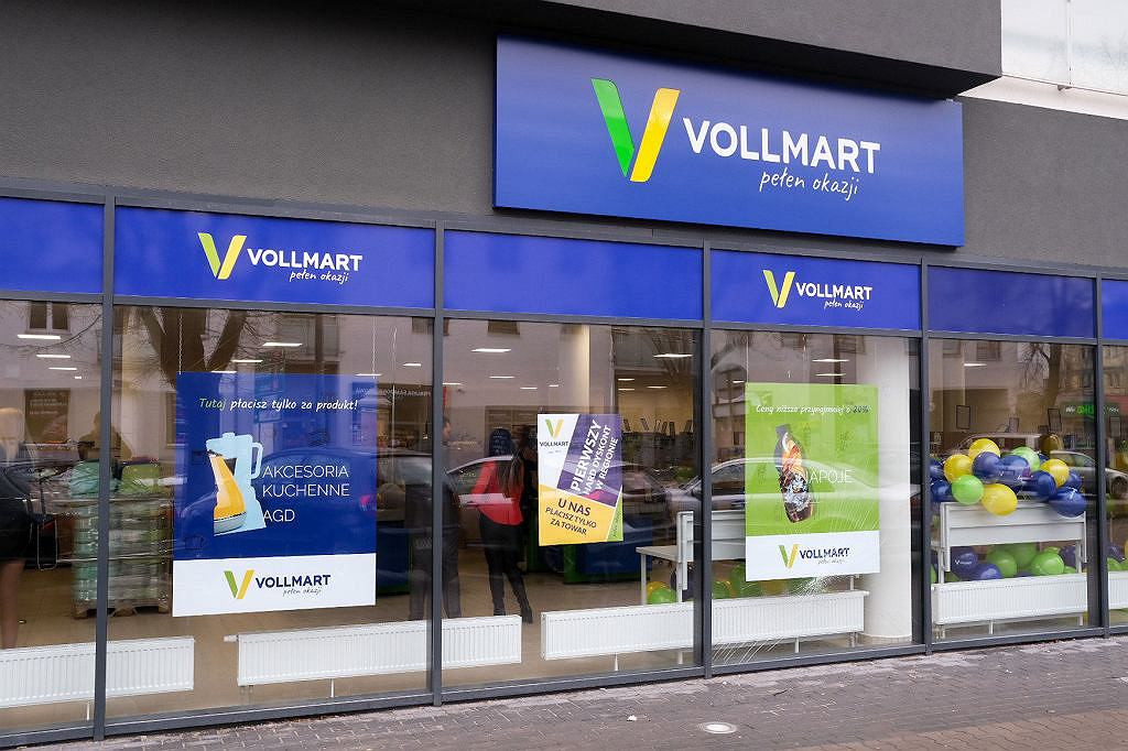 Vollmart launched its second 'tough opponent' in Poland.  The offer will be available online soon