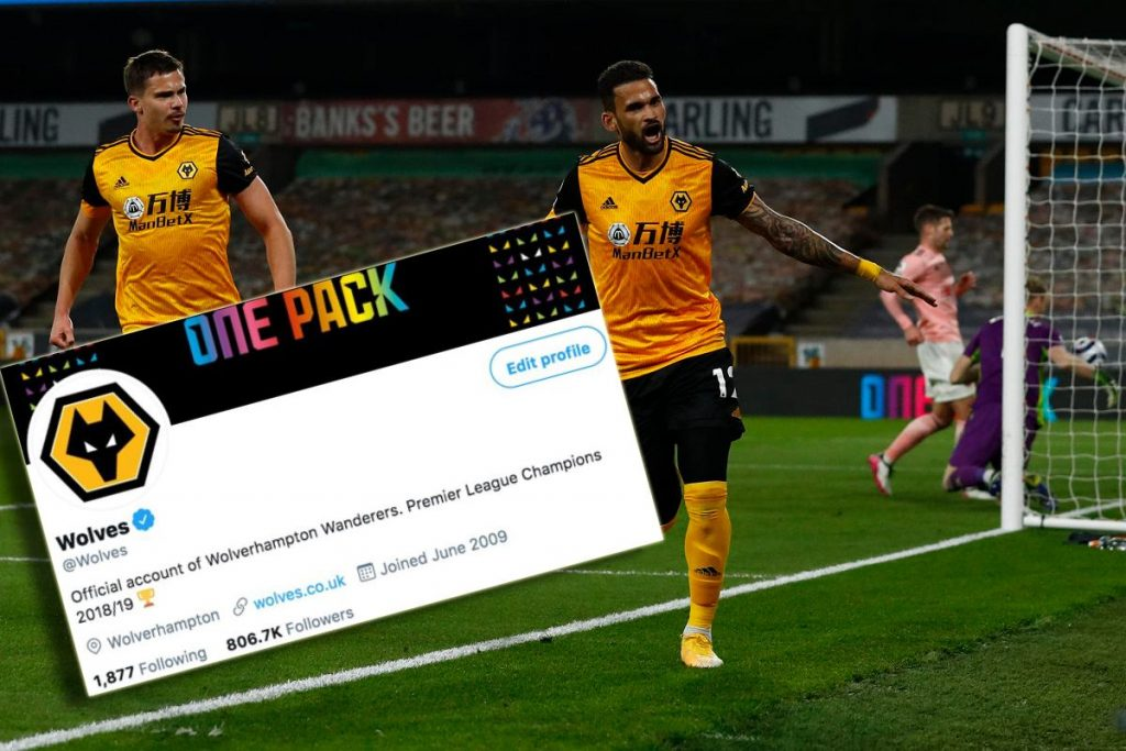 Wolverhampton declared himself the champion of England.  Reaction to the creation of the Football Premier League