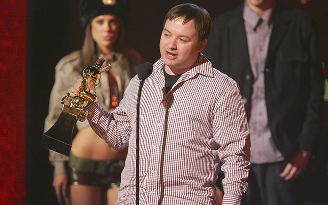 Davide Jaffe with the Spike TV Video Game Awards (2005)