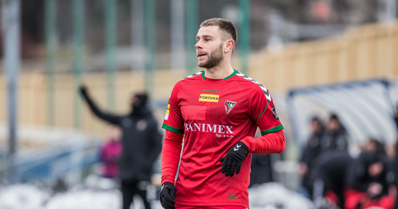 unofficial.  Patrick Małecki is being punished by the Polish Football Association
