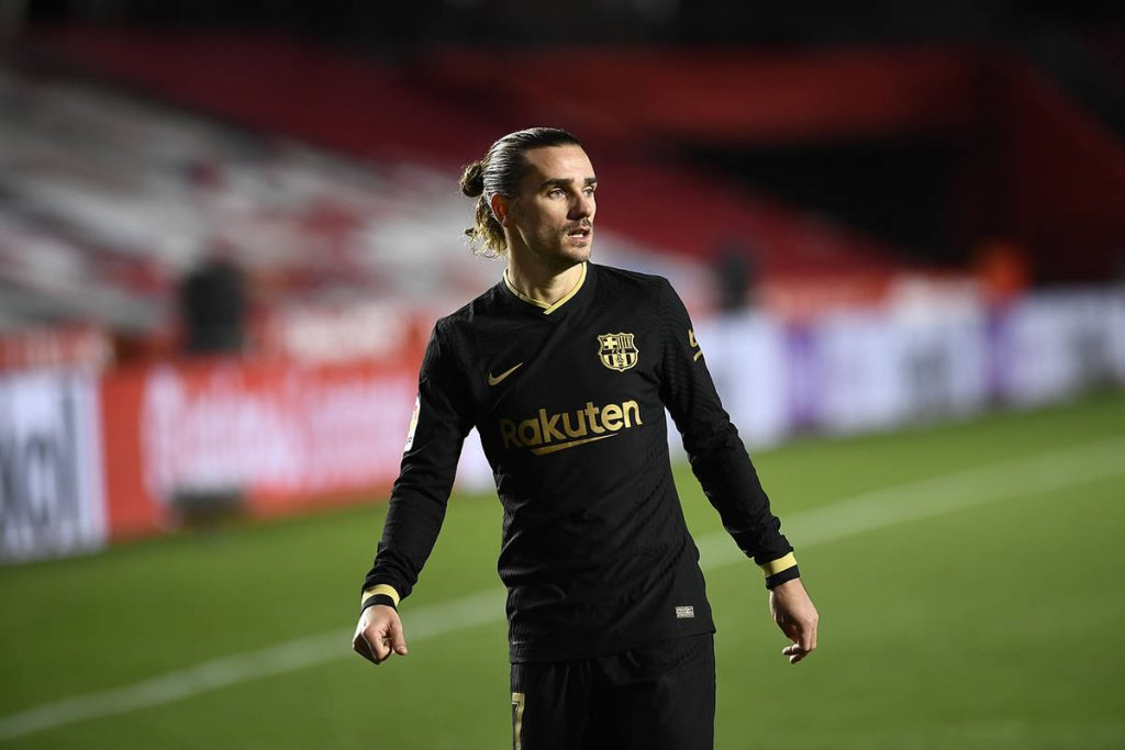 """Antoine Griezmann could replace Cristiano Ronaldo at Juventus.  """"In Turin they think it would fit the team."""""""