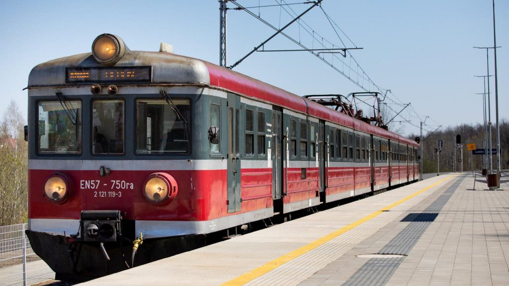 € 100 million for CPK.  The National Reconstruction Plan will support railway investments