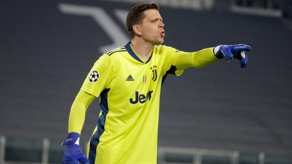 No to Wojciech Szczsny!  The big club will reject Juventus' offers from Becca Bla