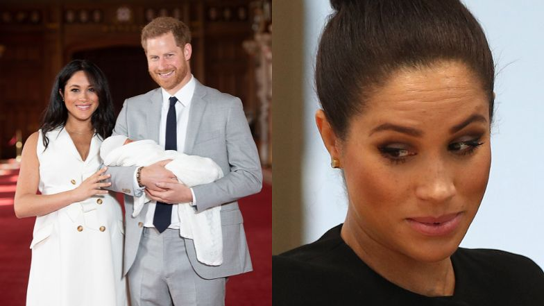 """The royal family celebrates the second birthday of Meghan and Harry's son, and fans mock: """"New photos are missing"""""""