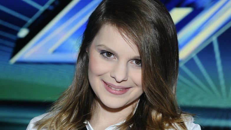 "This is what Ada Szulc from ""X-Factor"" looks like today!  (photo)"